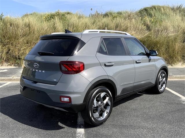 image-2, 2021 Hyundai Venue 1.6 2WD Elite A6 at Dunedin