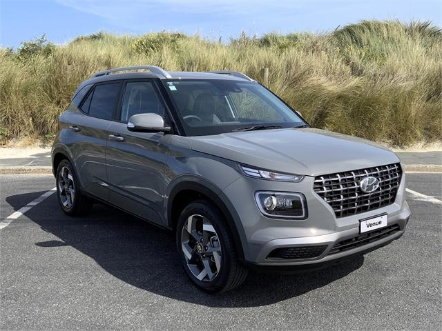 image-0, 2021 Hyundai Venue 1.6 2WD Elite A6 at Dunedin
