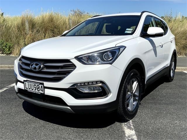 image-2, 2018 Hyundai Santa Fe DM PE 2.2D 7S at Dunedin