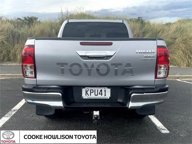 image-4, 2017 Toyota Hilux 4WD SR5 LIMITED 2.8DT DOUBLE CAB at Dunedin