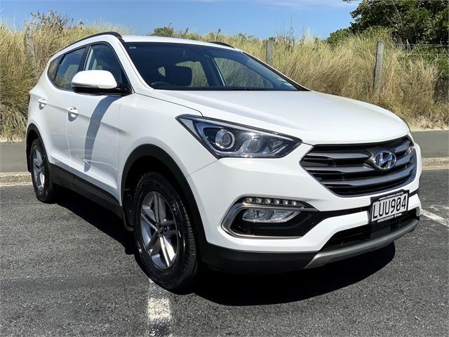 image-0, 2018 Hyundai Santa Fe DM PE 2.2D 7S at Dunedin