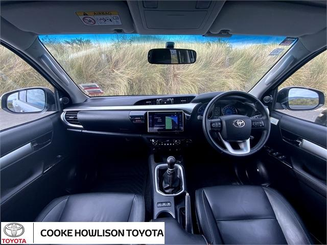 image-8, 2017 Toyota Hilux 4WD SR5 LIMITED 2.8DT DOUBLE CAB at Dunedin