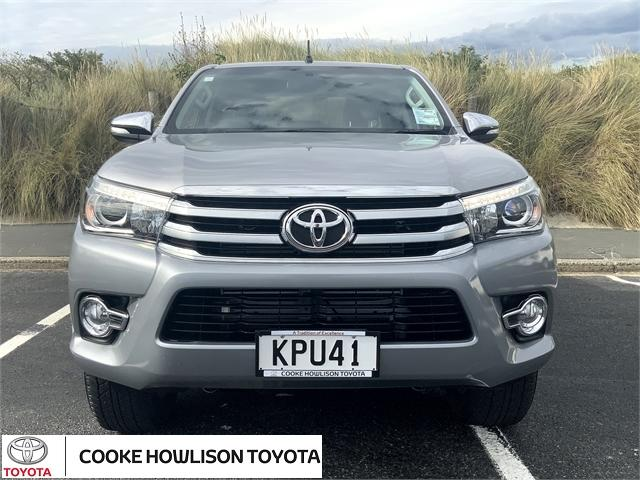 image-1, 2017 Toyota Hilux 4WD SR5 LIMITED 2.8DT DOUBLE CAB at Dunedin