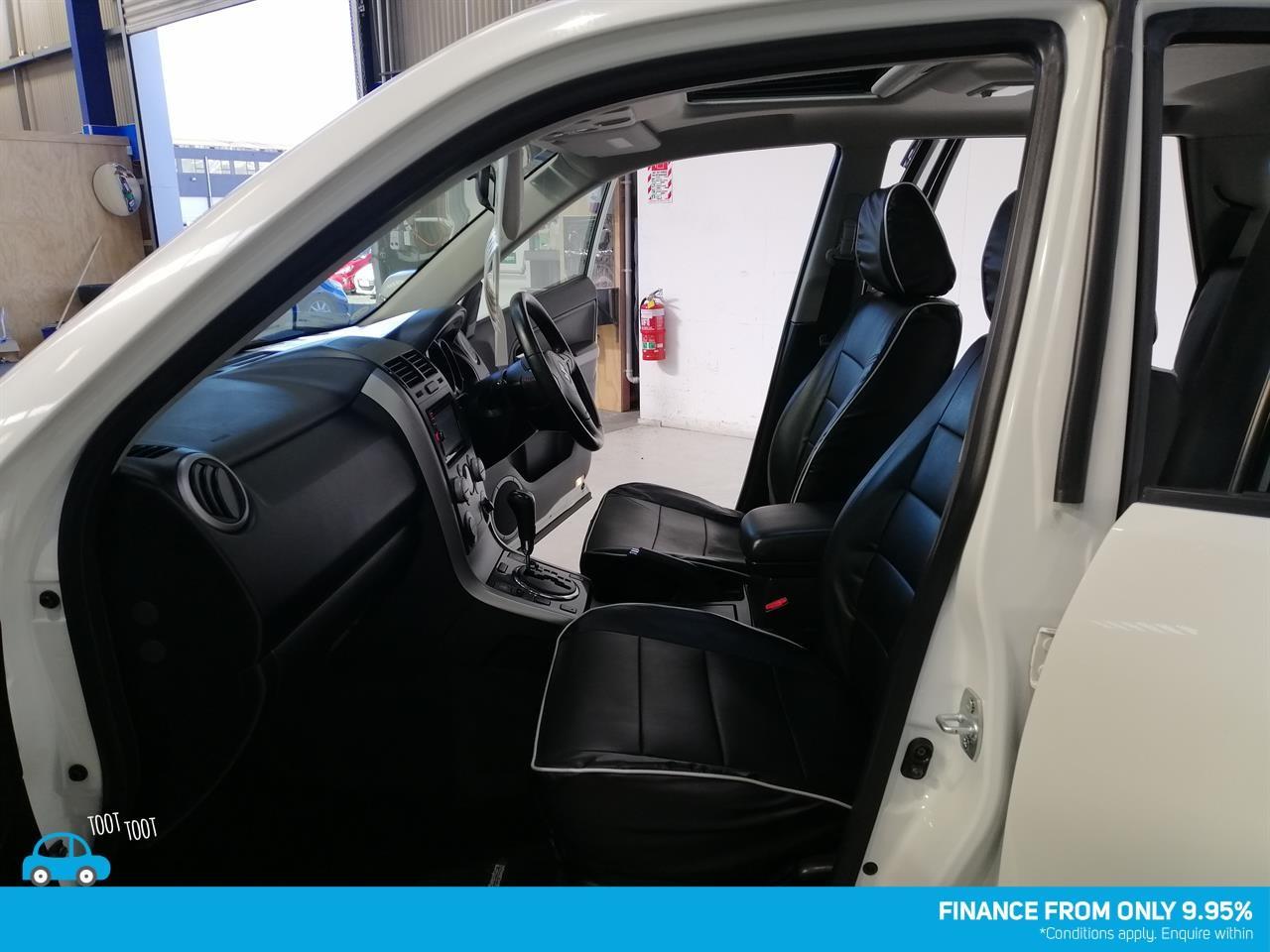 image-10, 2013 Suzuki ESCUDO CROSS ADVENTURE at Dunedin