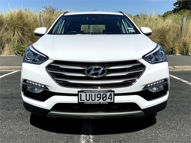 image-1, 2018 Hyundai Santa Fe DM PE 2.2D 7S at Dunedin