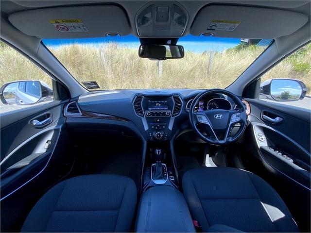 image-9, 2018 Hyundai Santa Fe DM PE 2.2D 7S at Dunedin
