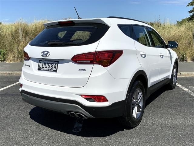 image-4, 2018 Hyundai Santa Fe DM PE 2.2D 7S at Dunedin