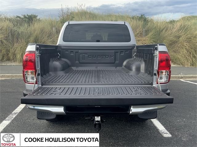 image-5, 2017 Toyota Hilux 4WD SR5 LIMITED 2.8DT DOUBLE CAB at Dunedin