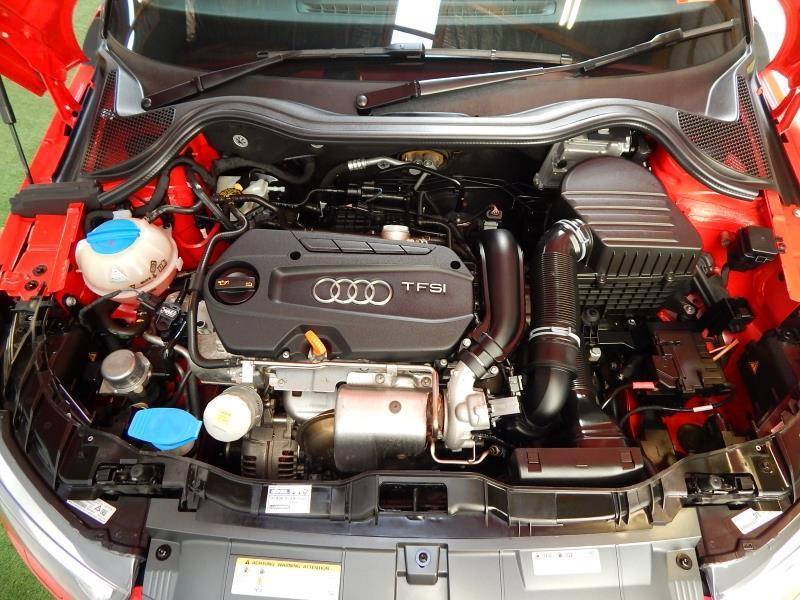 image-14, 2012 Audi A1 1.4 TFSI at Christchurch