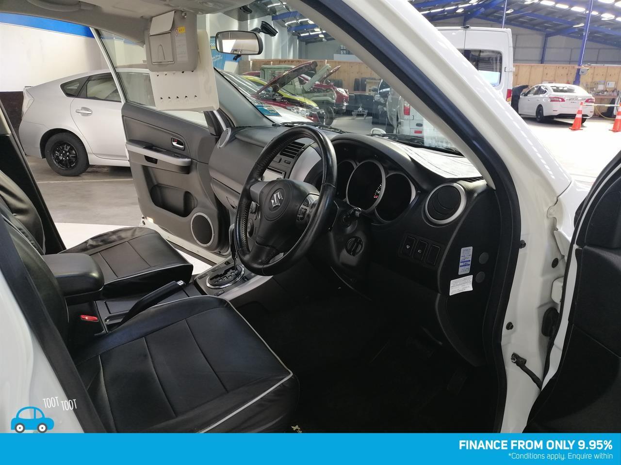 image-11, 2013 Suzuki ESCUDO CROSS ADVENTURE at Dunedin