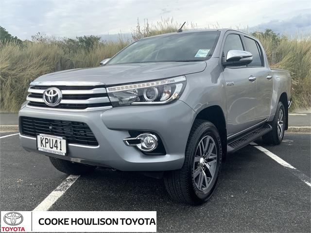 image-2, 2017 Toyota Hilux 4WD SR5 LIMITED 2.8DT DOUBLE CAB at Dunedin
