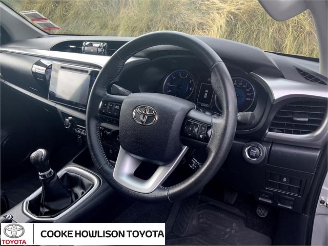 image-18, 2017 Toyota Hilux 4WD SR5 LIMITED 2.8DT DOUBLE CAB at Dunedin