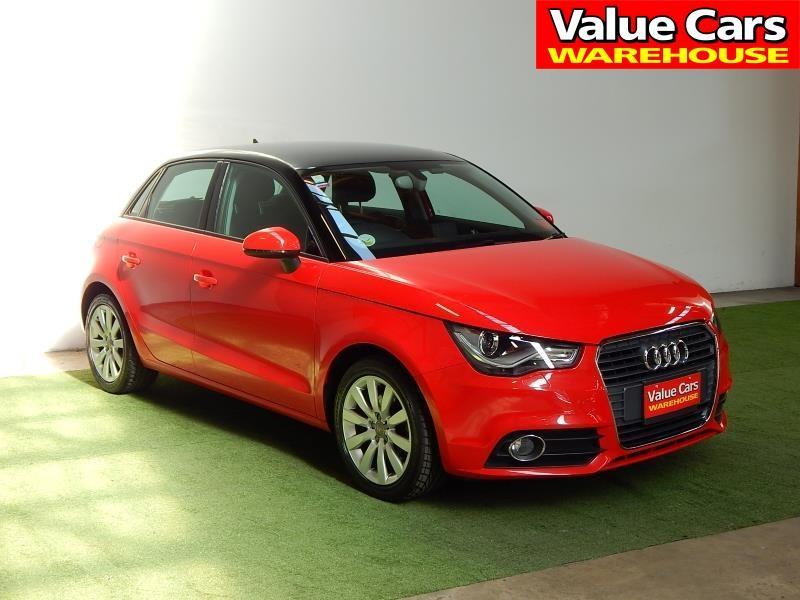 image-0, 2012 Audi A1 1.4 TFSI at Christchurch