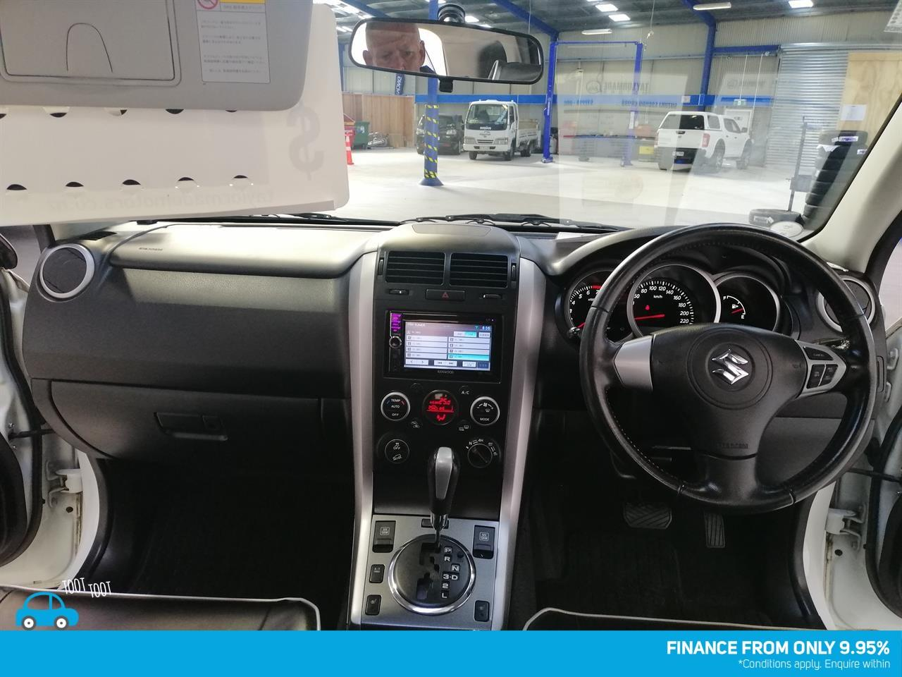 image-12, 2013 Suzuki ESCUDO CROSS ADVENTURE at Dunedin