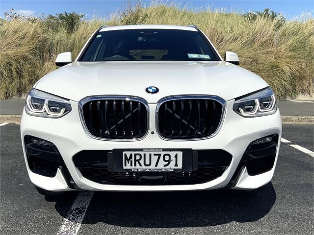 image-1, 2020 BMW X3 xDrive20d M-Sport +Innovations at Dunedin