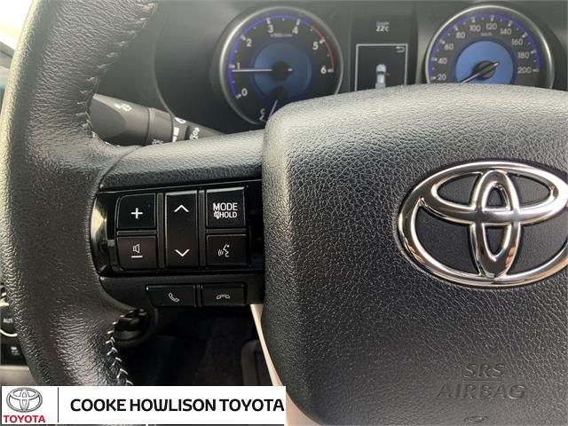 image-10, 2017 Toyota Hilux 4WD SR5 LIMITED 2.8DT DOUBLE CAB at Dunedin
