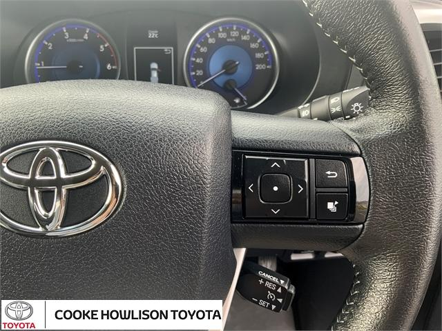 image-11, 2017 Toyota Hilux 4WD SR5 LIMITED 2.8DT DOUBLE CAB at Dunedin