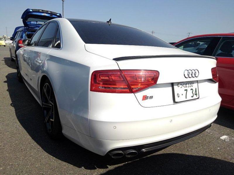 image-1, 2012 Audi S8 4.0 V8T 382KW Quattro Sedan at Christchurch