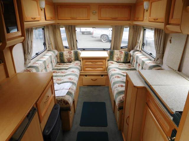 image-12, 2000 COACHMAN AMARA 450/2 2 BERTH at Dunedin