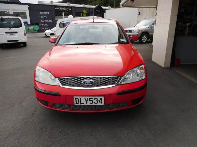 image-3, 2006 Ford Mondeo GLX at Dunedin