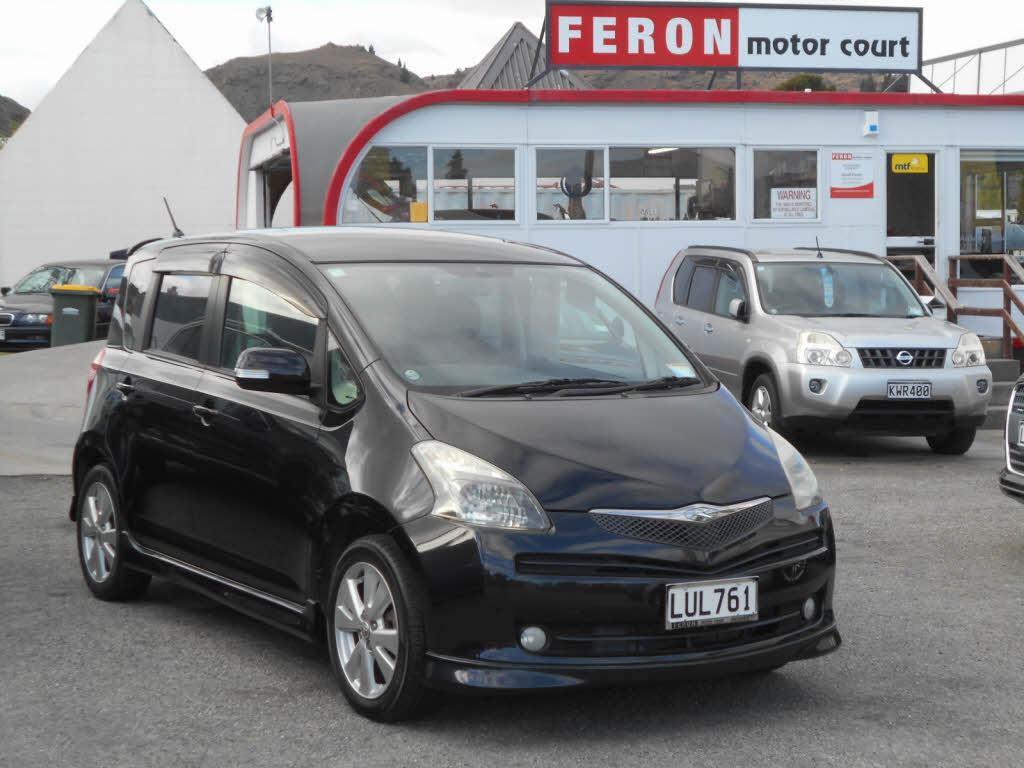 image-0, 2006 Toyota Ractis G 5 door S-Package at Central Otago