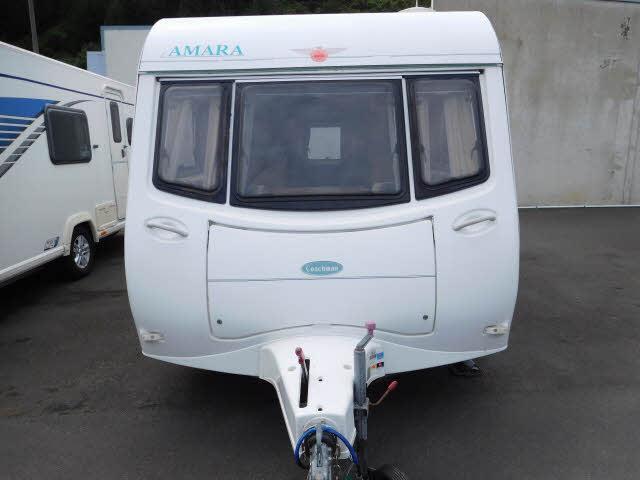 image-2, 2000 COACHMAN AMARA 450/2 2 BERTH at Dunedin