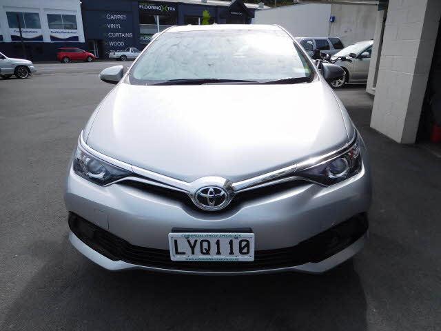 image-1, 2016 Toyota Corolla at Dunedin