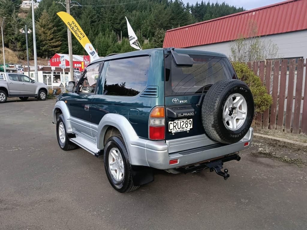 image-2, 1996 Toyota Landcruiser Prado PRADO at Dunedin