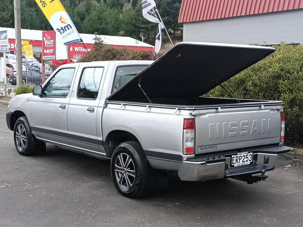 image-4, 2008 Nissan Navara 2WD D/C C/C 2.5D ABS D/C ABS at Dunedin