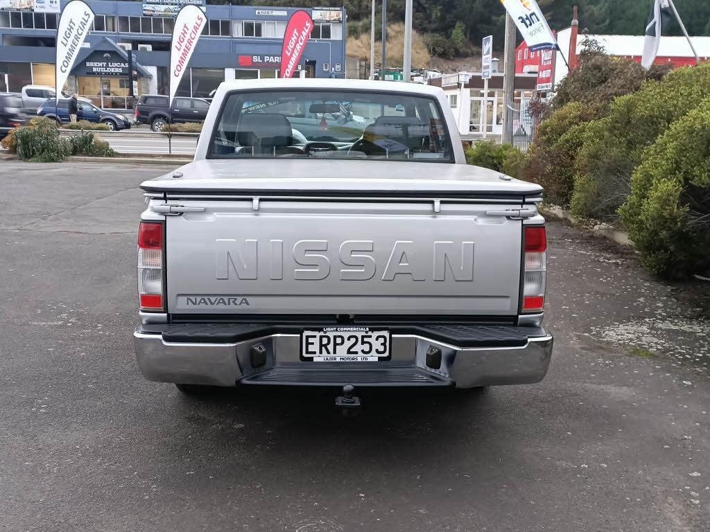 image-3, 2008 Nissan Navara 2WD D/C C/C 2.5D ABS D/C ABS at Dunedin