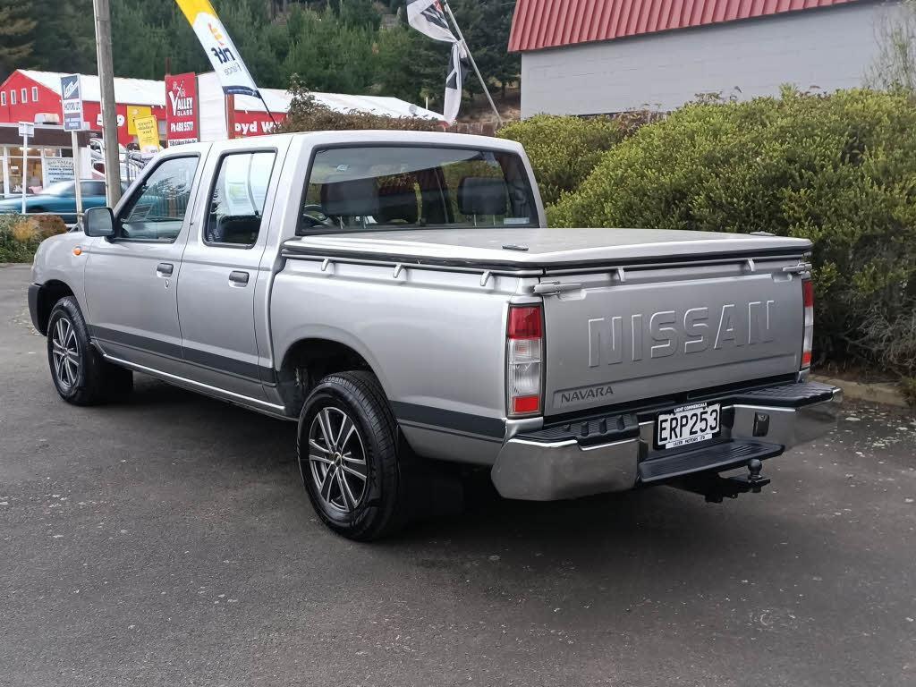 image-2, 2008 Nissan Navara 2WD D/C C/C 2.5D ABS D/C ABS at Dunedin