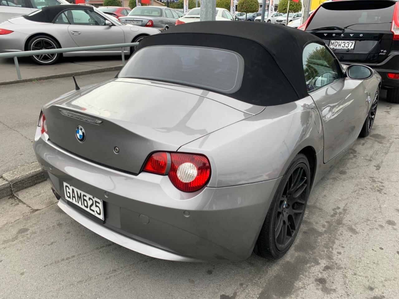 image-5, 2005 BMW Z4 at Christchurch