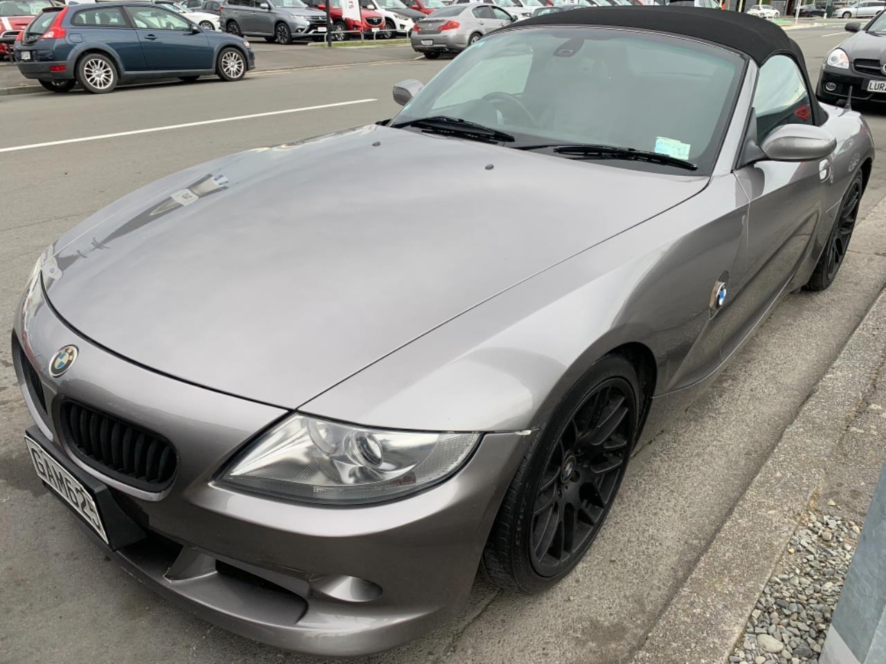 image-1, 2005 BMW Z4 at Christchurch
