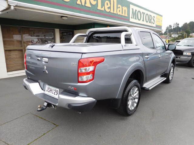 image-4, 2016 Mitsubishi TRITON GLX-R at Dunedin