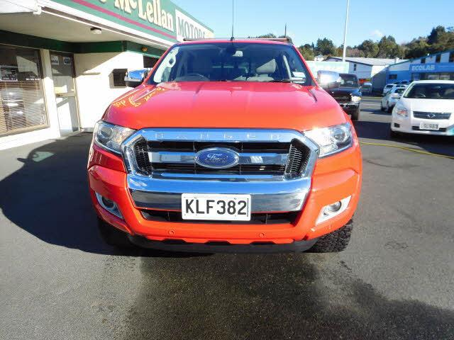 image-1, 2017 Ford Ranger XLT 4WD at Dunedin