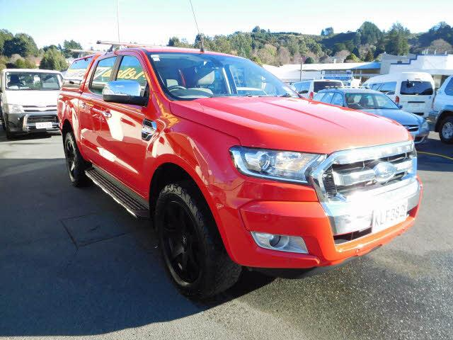 image-3, 2017 Ford Ranger XLT 4WD at Dunedin