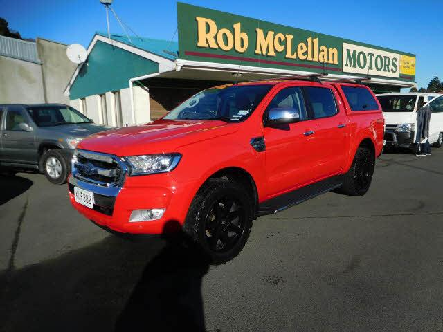 image-0, 2017 Ford Ranger XLT 4WD at Dunedin