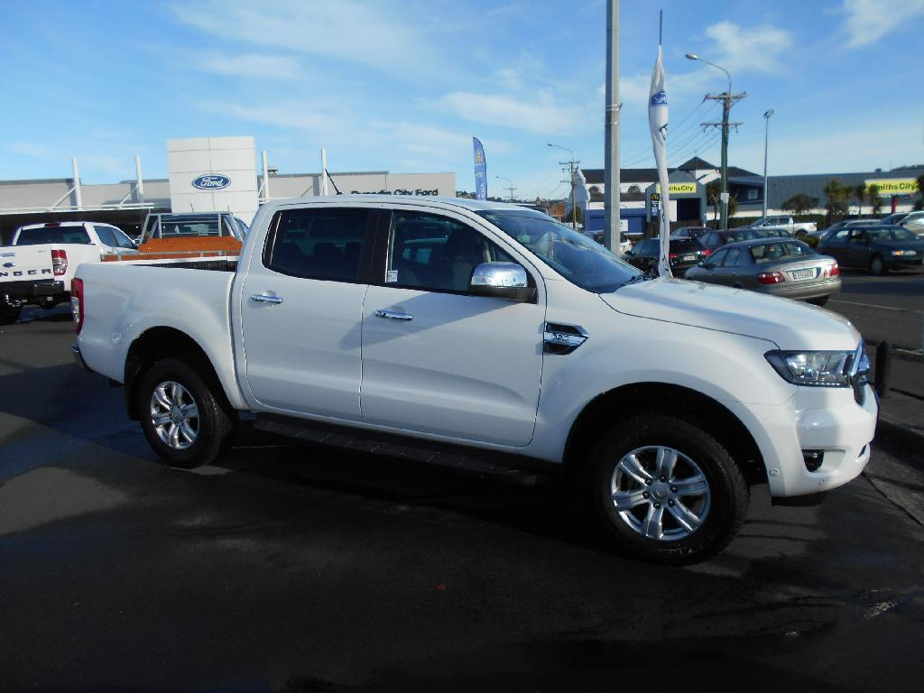 image-1, 2019 Ford RANGER XLT 4x4 D/cab auto at Dunedin