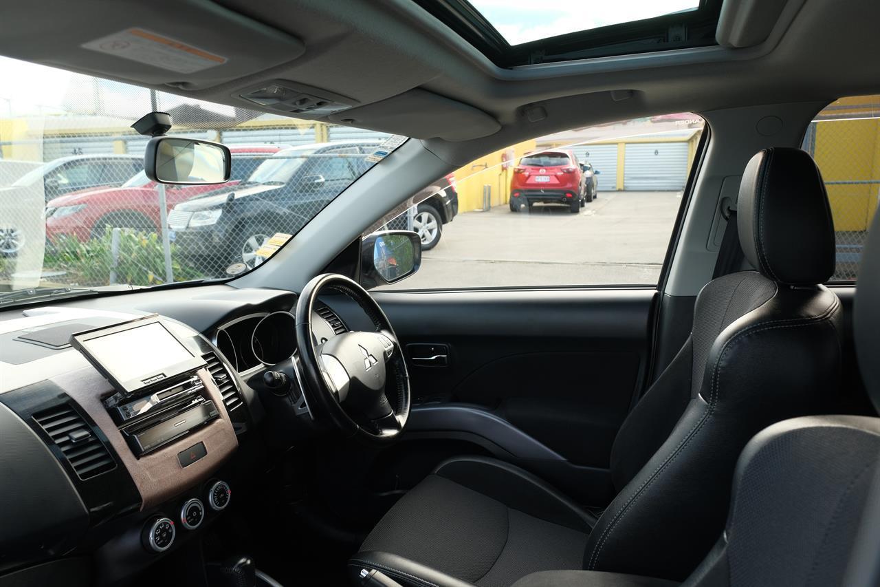 image-11, 2008 Mitsubishi Outlander 30G 4WD 'Facelift' at Christchurch