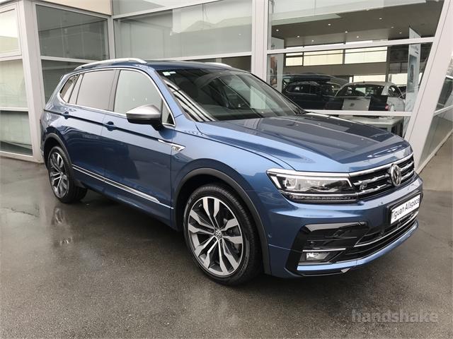 2018 Volkswagen Tiguan Allspace R Line 162kw 2 0ts For Sale In