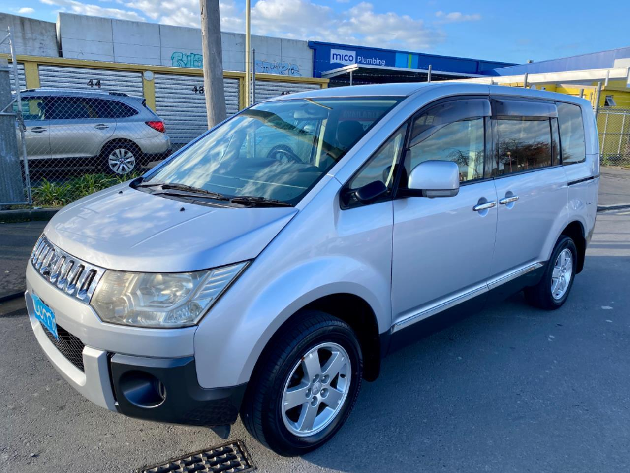 image-3, 2009 Mitsubishi Delica D:5 Exceed 7-Seater at Christchurch