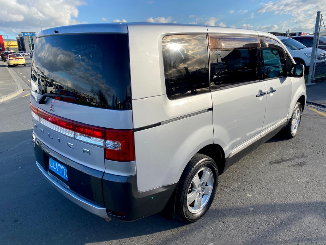 image-6, 2009 Mitsubishi Delica D:5 Exceed 7-Seater at Christchurch