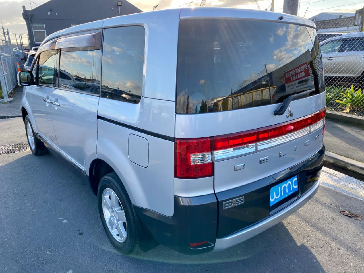 image-4, 2009 Mitsubishi Delica D:5 Exceed 7-Seater at Christchurch