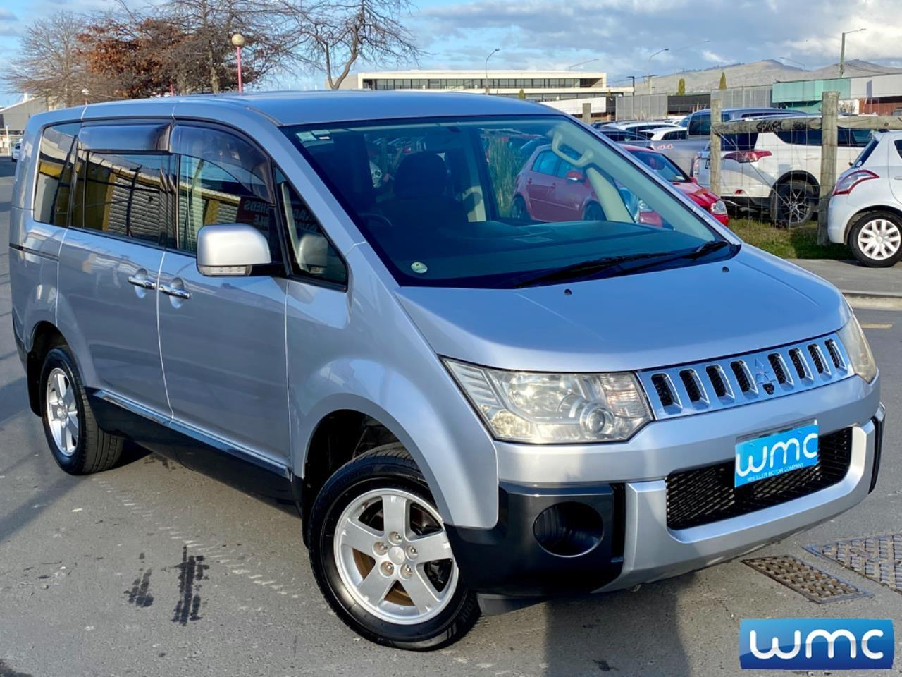 image-0, 2009 Mitsubishi Delica D:5 Exceed 7-Seater at Christchurch