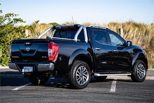 image-9, 2017 Nissan Navara Crew Cab ST-X 4X2 at Dunedin