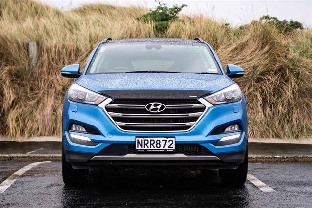 image-1, 2016 Hyundai Tucson 1.6T DCT Elite LTD at Dunedin