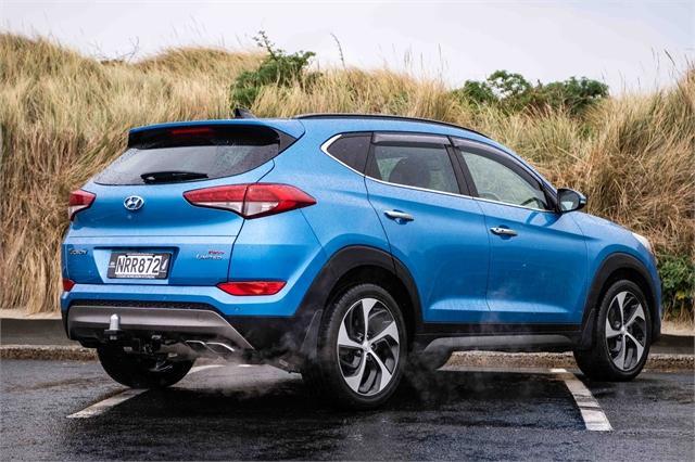 image-8, 2016 Hyundai Tucson 1.6T DCT Elite LTD at Dunedin
