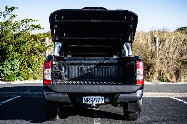 image-7, 2017 Nissan Navara Crew Cab ST-X 4X2 at Dunedin