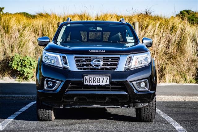 image-1, 2017 Nissan Navara Crew Cab ST-X 4X2 at Dunedin