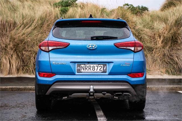 image-5, 2016 Hyundai Tucson 1.6T DCT Elite LTD at Dunedin